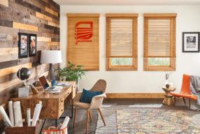 کرکره چوبی پنجره