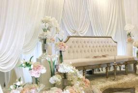پرده تالار عروسی