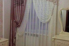 نمونه پردهای اتاق خواب